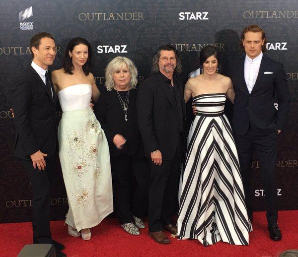 outlander premiere