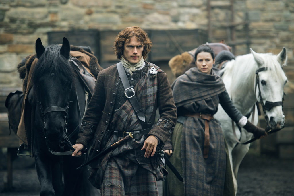Official 208 Jamie Sam Claire Caitriona