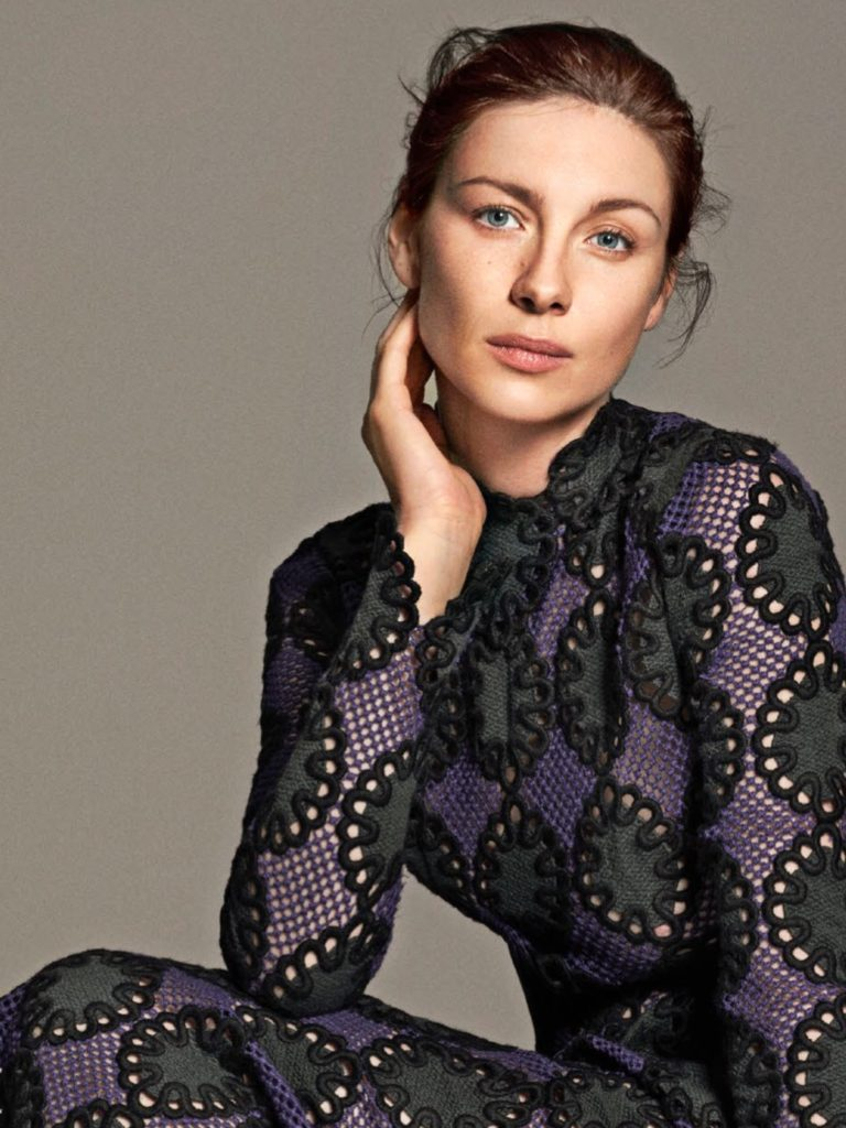Caitriona People Magazine