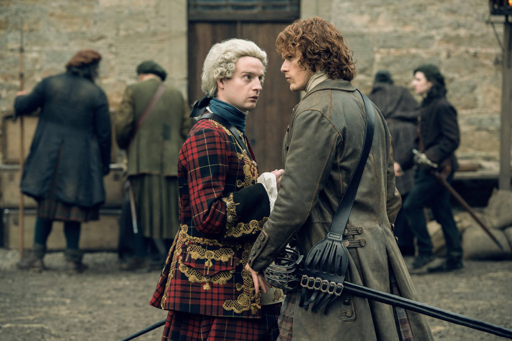 Official 210 Andrew Prince Sam Jamie