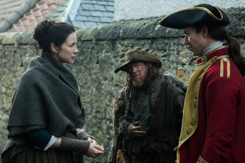 Official 211 Claire Caitriona Hugh Simon