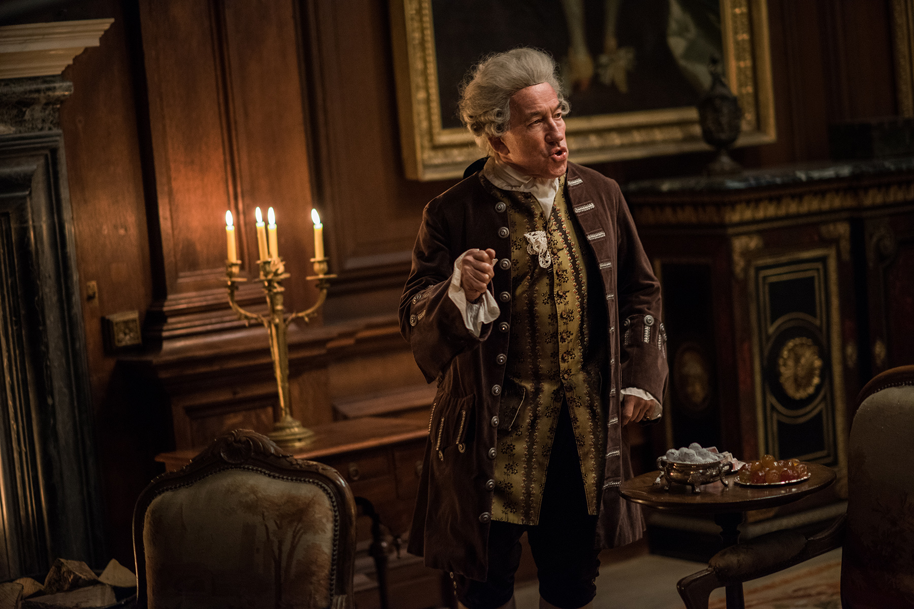Official Photos From Outlander Episode 211 Quot Vengeance