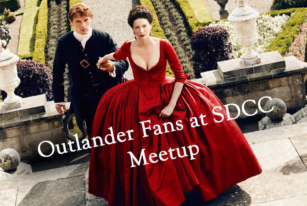 Outlander Fans Meetup SDCC