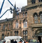 BTS season three University of Glasgow