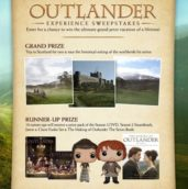 OutlanderStore.com Sweepstakes Image Courtesy of Sony Pictures Television (PRNewsFoto/Sony Pictures Television)