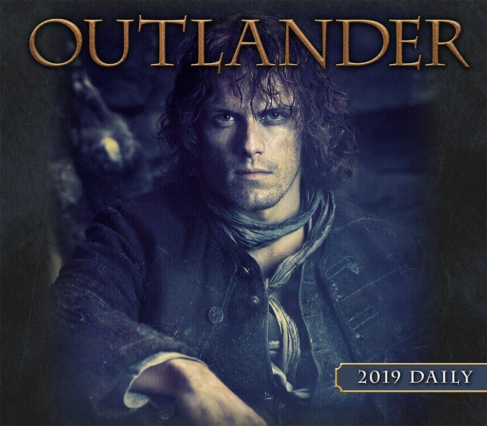 The 2019 'Outlander' Calendars