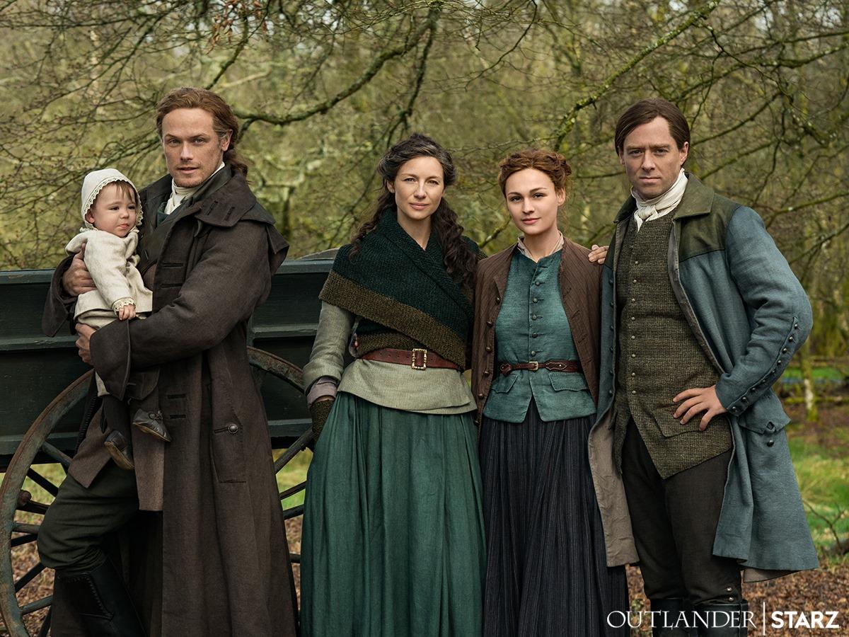 Outlander Serie News