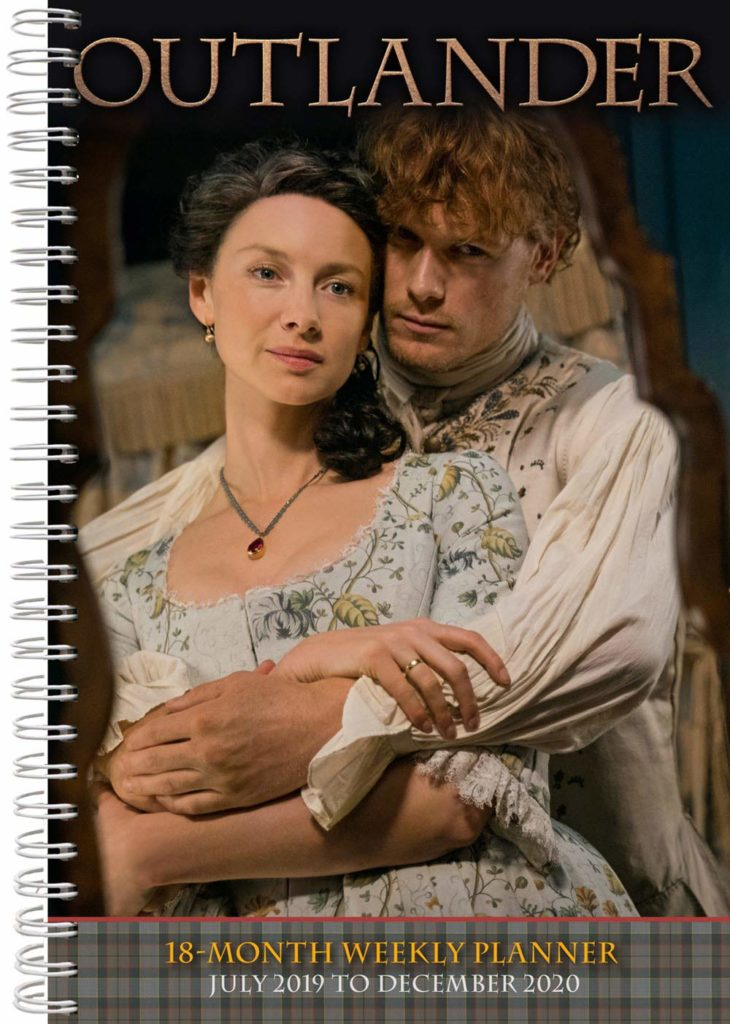 The 2020 Outlander Calendars Are Available For Pre Order