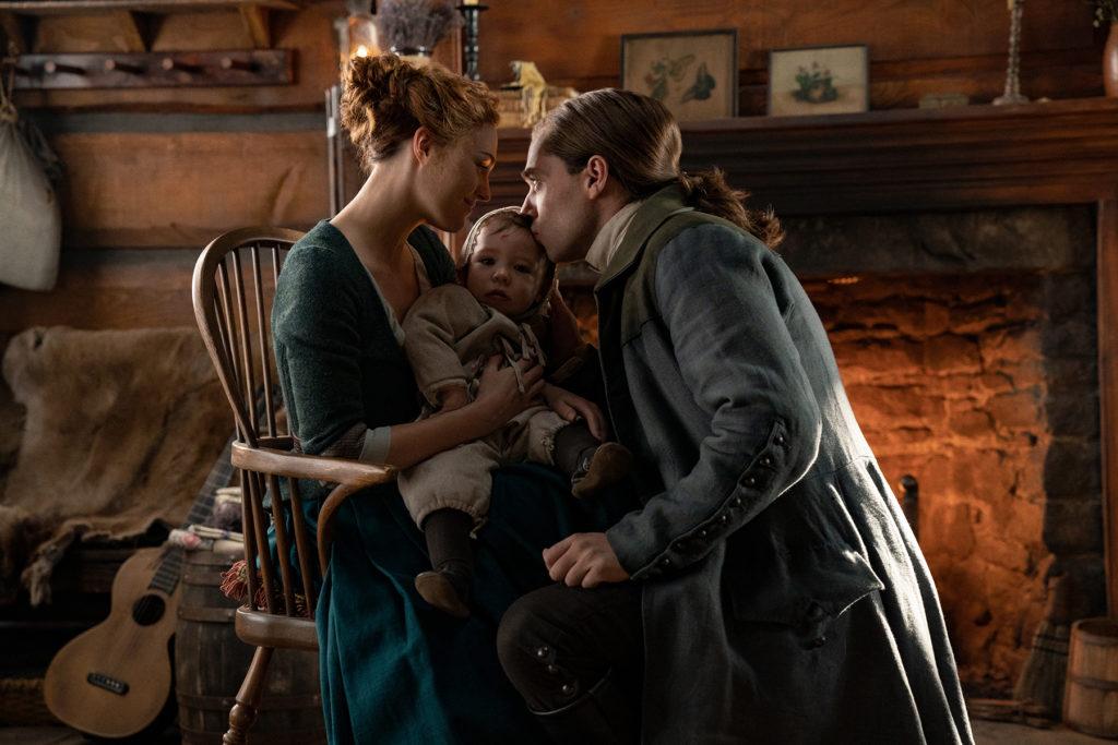 Outlander Staffel 2 Episode 1